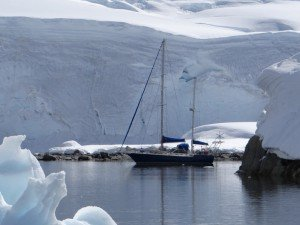 Le Petit Prince à Portal Point, Antarctique